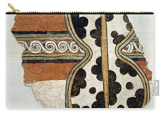 Minoan Livestock Painting Carry-all Pouch