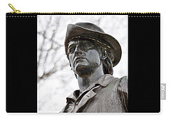 Minute Man Statue 3 Carry-all Pouch