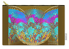 Miracles. Holiday Collection Carry-all Pouch by Oksana Semenchenko