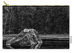 Mirror Lake Boulder Carry-all Pouch by Terry Garvin
