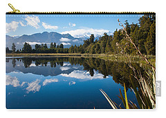 Mirror Landscapes Carry-all Pouch