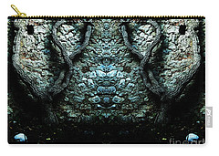 Mirror Mirror On The Wall Carry-all Pouch by Andy Prendy