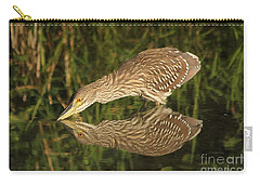 Mirror Mirror On The Wall Who Is The Fairest Heron Of All Carry-all Pouch