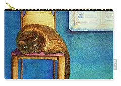Kitty's Nap Carry-all Pouch