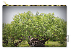 Mission Espada - Tree Carry-all Pouch