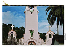 Mission San Rafael Carry-all Pouch