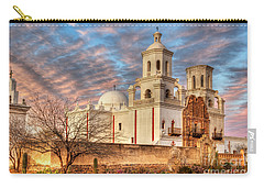 Mission San Xavier Del Bac 2 Carry-all Pouch