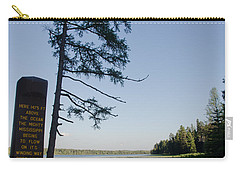Mississippi Headwaters Carry-all Pouch