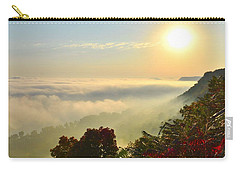 Mississippi River Fog Carry-all Pouch
