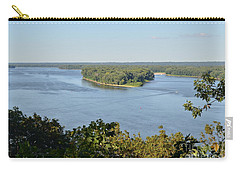 Mississippi River Overlook Carry-all Pouch