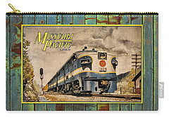 Missouri Pacific Lines Sign Engine 309 Dsc02854 Carry-all Pouch