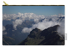 Mist From The Schilthorn Carry-all Pouch