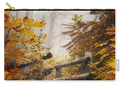 Misty Footbridge Carry-all Pouch
