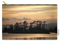 Misty Island Of Assawoman Bay Carry-all Pouch
