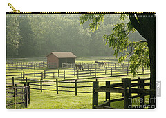 Misty Morning Maze Carry-all Pouch