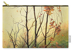 Misty Morning Carry-all Pouch by Sorin Apostolescu