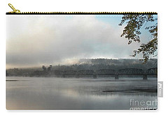 Misty Railway Bridge Carry-all Pouch