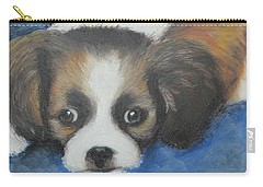 Mitzy Carry-all Pouch by Jeanne Fischer