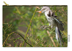 Mockingbird Carry-all Pouch by Bill Wakeley