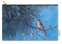 Mockingbird Happiness Carry-all Pouch