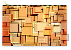 Modern Abstract Xvi Carry-all Pouch by Lourry Legarde
