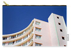Carry-all Pouch featuring the photograph Modern Curves by Keith Armstrong