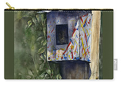 Modern Feathered Friends Carry-all Pouch