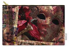 Modern Masks Carry-all Pouch