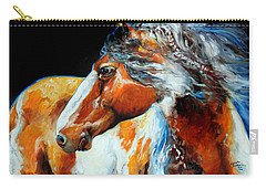 Mohican The Indian War Pony Carry-all Pouch
