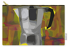 Moka Pot Carry-all Pouch by Jean luc Comperat