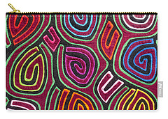 Mola Art Carry-all Pouch