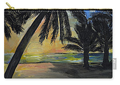 Mombasa Sunrise  Carry-all Pouch