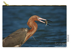 Carry-all Pouch featuring the photograph Moment  by John F Tsumas