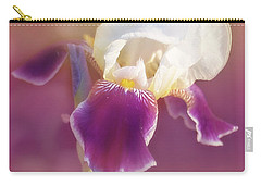 Moments In Time- Vivid Memories Carry-all Pouch by Janie Johnson