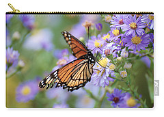 Monarch Butterfly 3 Carry-all Pouch