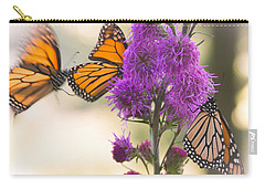 Monarch Movement Carry-all Pouch