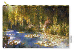 Monet After Midnight Carry-all Pouch by RC deWinter