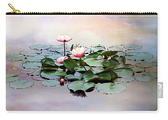 Monet Lilies  Carry-all Pouch