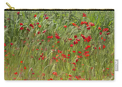 Monet Poppies IIi Carry-all Pouch
