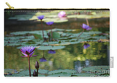 Monet's Waterlily Pond Number Two Carry-all Pouch