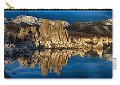 Mono Lake In March Carry-all Pouch