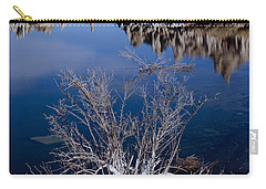 Mono Lake Salt Bush Carry-all Pouch