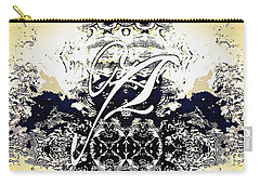 Monogram A - 0 - 11 Carry-all Pouch
