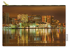 Monona Terrace Madison Wisconsin Carry-all Pouch by Steven Ralser