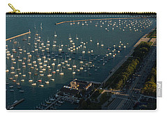 Monroe Harbor Chicago Carry-all Pouch