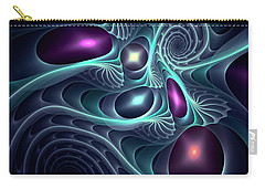 Monsters Of The Deep Carry-all Pouch