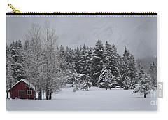 Montana Morning Carry-all Pouch by Diane Bohna