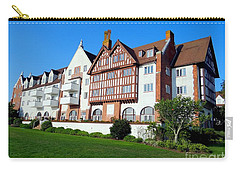 Montauk Manor Carry-all Pouch by Ed Weidman