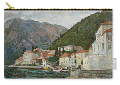 Montenegrin Venice Carry-all Pouch