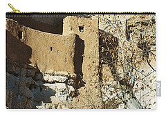 Carry-all Pouch featuring the photograph Montezuma's Castle by Kerri Mortenson